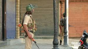 First official death in Indian Kashmir protests prompts tighter security in Srinagar