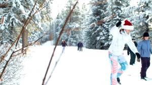 Winter camping booming in Alberta amid COVID-19 (02:54)