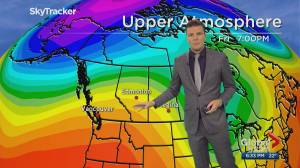 Edmonton weather forecast: Sept. 24, 2021 (02:50)