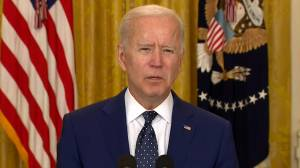 Biden proposes in-person meeting with Putin to address 'range of issues' facing U.S., Russia (01:54)