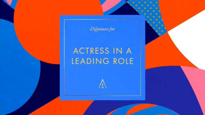 Click to play video: 2021 Oscars: Academy Award nominees for Best Actress in a Leading Role