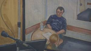 Court in Rocky Rambo trial watches interrogation video