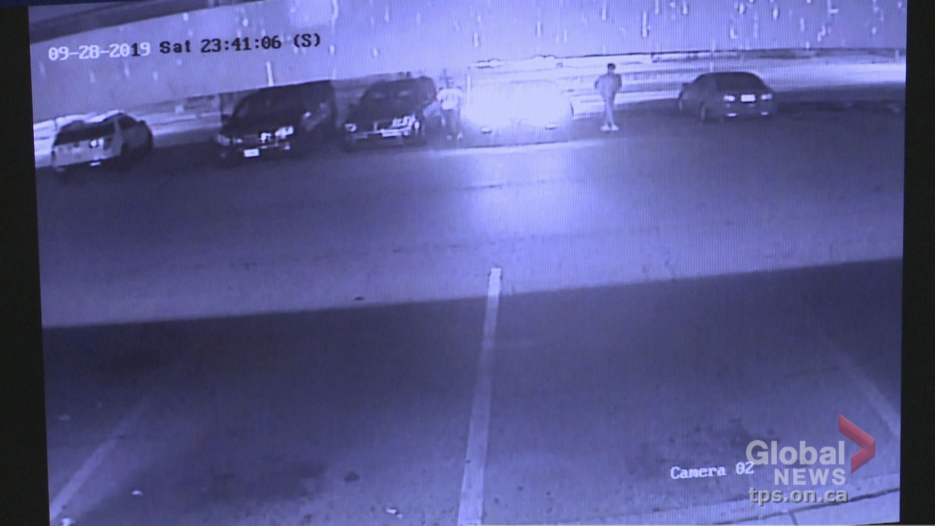 Toronto police appeal for help identifying two individuals in homicide of man found dead in his car