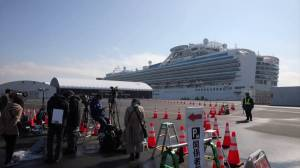 Coronavirus outbreak: Japanese minister says U.S. to evacuate citizens on board Diamond Princess