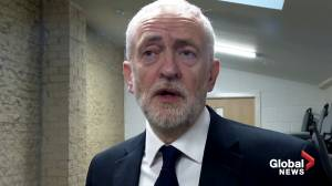 Corbyn demands full investigation of any mistakes over London Bridge attacker (00:54)
