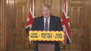 Coronavirus outbreak: U.K. PM Boris Johnson confirms country 'past the peak' of COVID-19