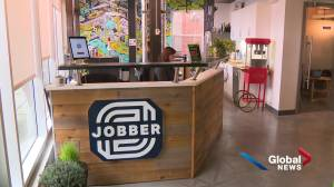 An Edmonton-based tech company Jobber plans to hire 200 people after receiving a $60M investment (01:26)