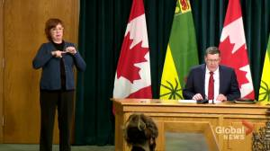 Coronavirus: Saskatchewan extends public health restrictions for two weeks (00:55)