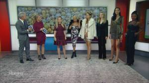 Dazzling outfits for your next holiday party