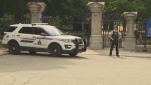 CAF member hit with 22 charges after Rideau Hall security breach