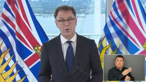COVID-19: B.C. reports 59 new case and new guidance for long term care homes (02:14)