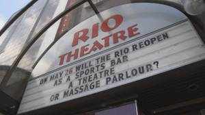 Iconic Vancouver theatre counts down the days to restart (03:39)