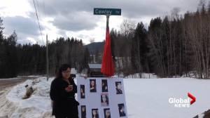 Five-year anniversary of missing Okanagan woman (01:00)