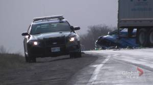 Fatal collision on Hwy. 35 in City of Kawartha Lakes