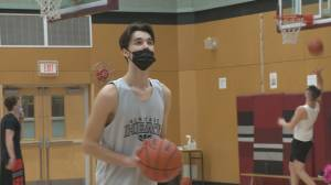 B.C. high school basketball season on indefinite pause (02:17)