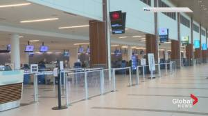 Not leaving on a jet plane: Halifax airport provides update amidst pandemic (05:39)