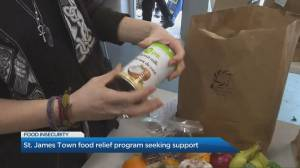 St. James Town community seeks support to address ongoing food insecurity (04:31)