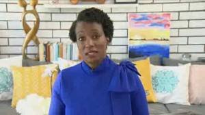 Former Liberal MP Celina Caesar-Chavannes says she is voting Conservative (02:11)