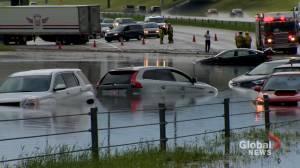 Calgary emergency officials urge preparedness ahead of storm season (01:50)