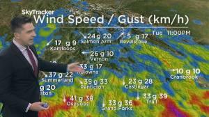 Kelowna Weather Forecast: August 17 (03:27)