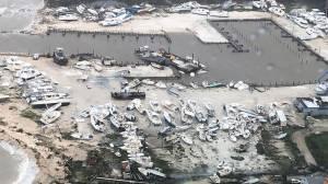 Hurricane Dorian leaves trail of destruction in Bahamas