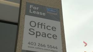 4 downtown Calgary offices empty as vacancy rate climbs
