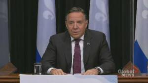 Legault says he was 'shocked' by treatment of dying Indigenous woman in Quebec hospital