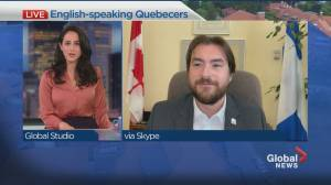 Quebec's English-speaking community (04:45)