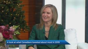 The top Canadian Twitter trends of 2019