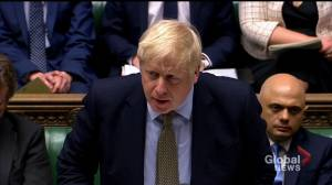 U.K. working to bring European allies together in response to U.S.-Iran conflict: PM Johnson