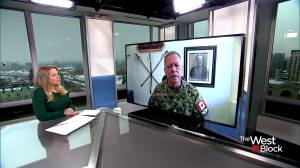 Canada's former top soldier says Operation Honour a 'forever effort' (06:05)