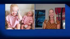 Global News Morning chats with the Go To Grandma, Kathy Buckworth (06:26)