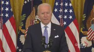 Biden tells federal workers to get vaccinated or face weekly COVID-19 testing (02:00)