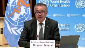 New WHO air-quality guidelines aim to cut deaths linked to fossil fuels (02:49)