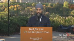 Federal Election 2019: Singh outlines 6 'urgent' priorities for NDP government