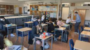 Should students in Peterborough go back to school? (02:19)