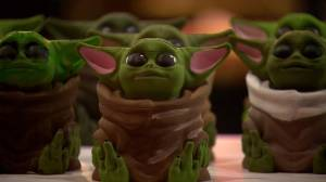 Wave of the Future 3D Printing names January 'Baby Yoda' month