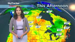 Saskatchewan weather outlook: Aug. 5