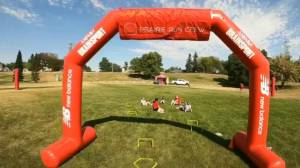 Summer run clinic aiming to inspire youth in Saskatoon