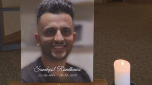 Funeral held for taxi driver killed in Car2Go crash
