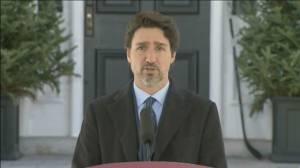 Coronavirus outbreak: Trudeau says Ottawa examining virtual parliament