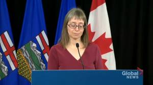Alberta reports 42 COVID-19 cases at 35 schools since reopening