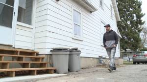 Pickering man says he was evicted during COVID-19 pandemic
