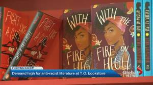 Toronto Black-owned bookstore sees spike in interest, demand