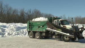 Peterborough cleans up after weekend storm