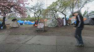 Oppenheimer Park tent city to be removed