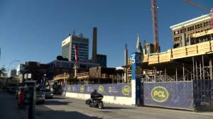 Downtown Winnipeg still has momentum despite closures, delays (01:21)