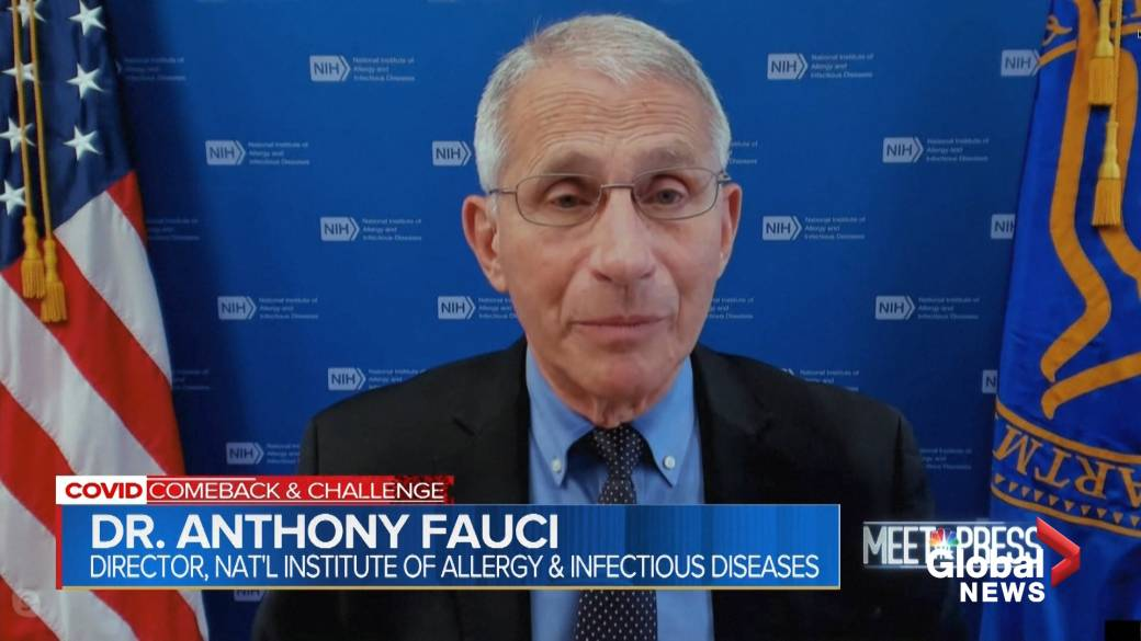 '99% of COVID-19 deaths in U.S. involve unvaccinated people, Fauci says'