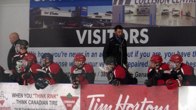 Making the playoffs is the goal this season for the Picton Pirates