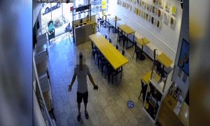 Man in Brandon Freshii argues about masks (00:43)
